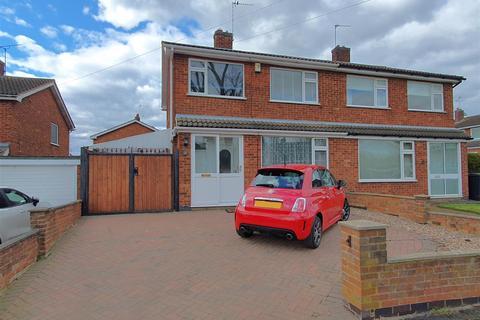 3 bedroom semi-detached house for sale - Kilbourne Close, Sileby, Loughborough