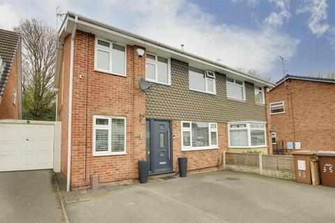 4 bedroom semi-detached house for sale - Neston Drive, Cinderhill Nottinghamshire, NG6 8QY