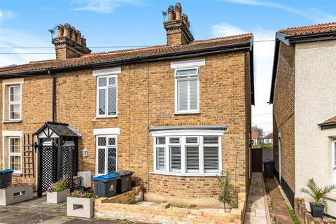 3 bedroom end of terrace house for sale - Idmiston Square, Worcester Park