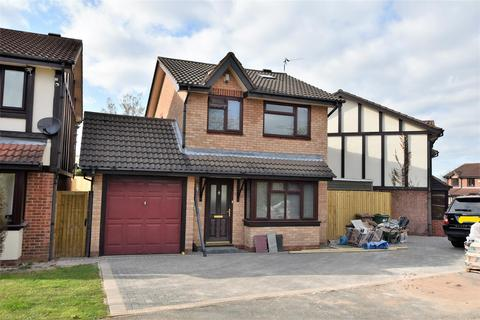 3 bedroom detached house for sale - Kelcey Road, Quorn