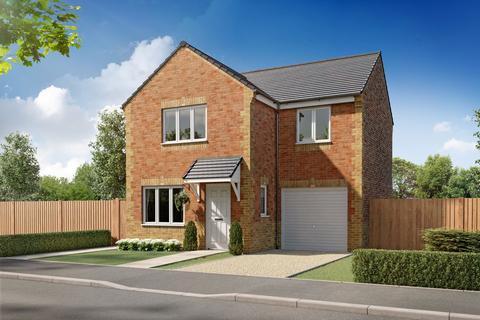 3 bedroom detached house for sale - Plot 017, Kildare at School Court, Butchers Lane, Pegswood, Northumberland NE61