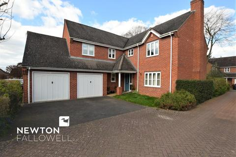 4 bedroom detached house for sale - Ruddle Way, Langham, Oakham