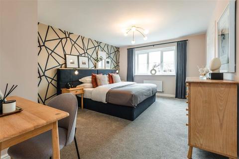 4 bedroom detached house for sale - The Wortham - Plot 89 at Wellington Place, Off Harborough Road LE16
