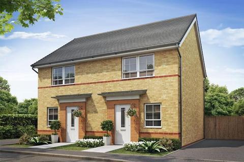 2 bedroom semi-detached house for sale - Plot 299, Washington at Berewood Green, Grainger Street, Berewood, WATERLOOVILLE PO7