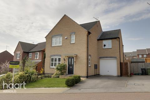 4 bedroom semi-detached house for sale - Lynemouth Court, Nottingham