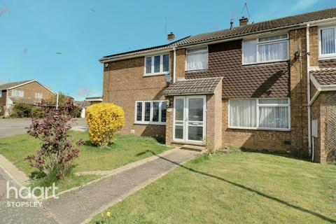 3 bedroom terraced house for sale - Telscombe Way, Luton