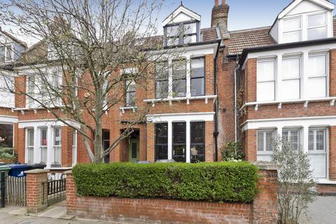 4 bedroom terraced house to rent - Goldsmith Avenue, London, W3