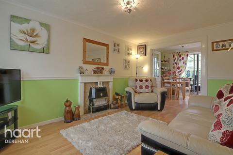 3 bedroom terraced house for sale - Sedge Road, Dereham