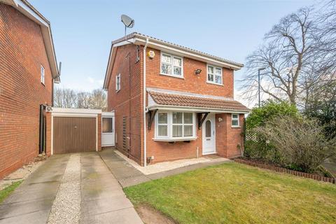 3 bedroom detached house for sale - Stableford Close, Harborne,Birmingham, B32 3XL