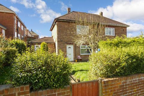 2 bedroom semi-detached house for sale - Hillcrest Avenue, Guidepost, Choppington, Northumberland, NE62 5EB