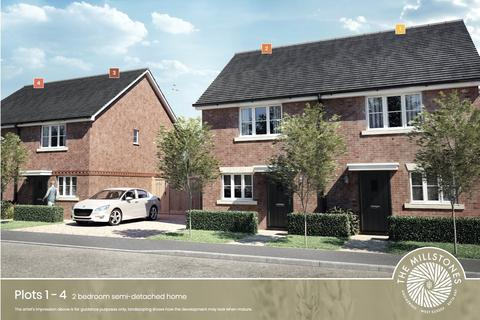 2 bedroom semi-detached house for sale - The Millstones, Mayflower Way, Angmering, West Sussex