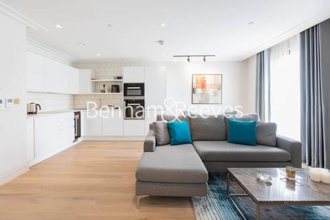 1 bedroom apartment to rent - Queens Wharf, Hammermsith, W6