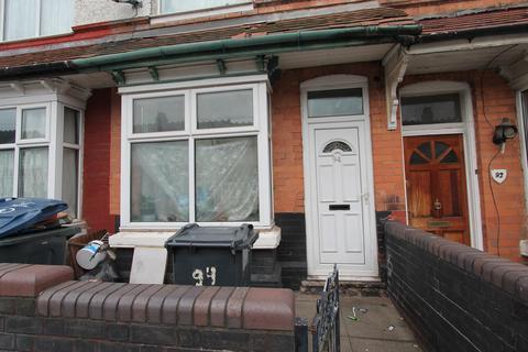 2 bedroom terraced house to rent - Tew Park Road, Handsworth, Birmingham B21