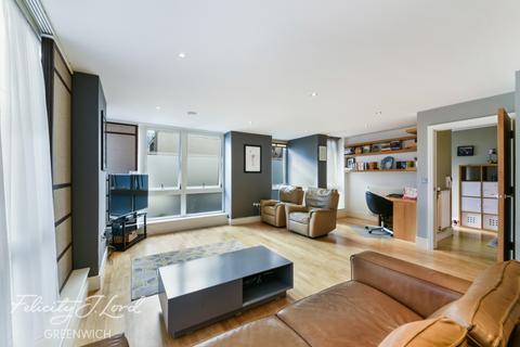 3 bedroom apartment for sale - Dowells Street, Greenwich, London, SE10 9FS