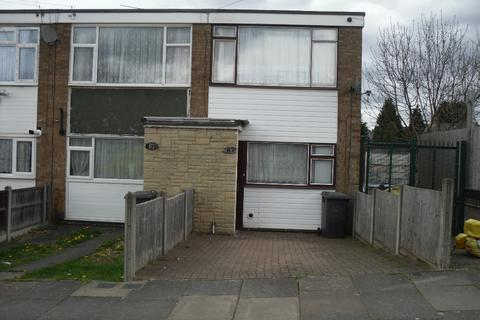 2 bedroom terraced house to rent - Leicester  LE5