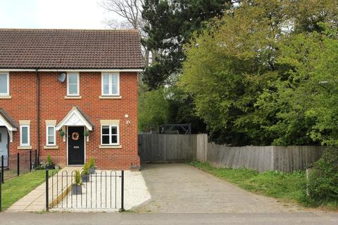 3 bedroom end of terrace house for sale - Molrams Lane, Great Baddow, Chelmsford