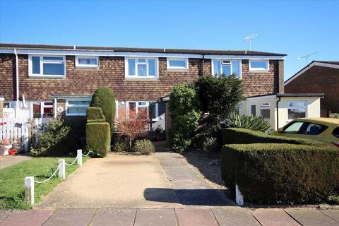 3 bedroom terraced house for sale - Pentland Road, Worthing.