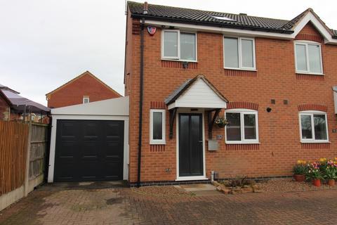 4 bedroom semi-detached house to rent - Webb Street, Newstead Village, Nottingham NG15