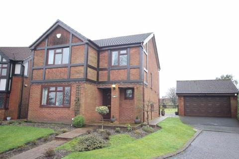 4 bedroom detached house for sale - COPTROD HEAD CLOSE, Syke, Rochdale OL12 9UG