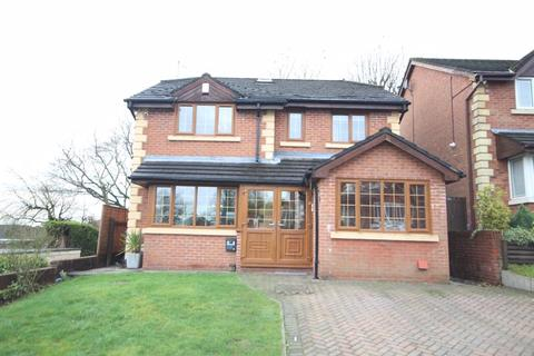 5 bedroom detached house for sale - HILLSTONE AVENUE, Shawclough, Rochdale OL12 6DX