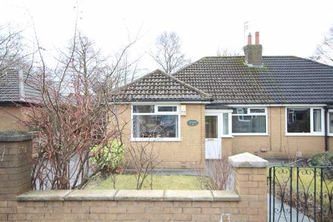 2 bedroom semi-detached bungalow for sale - ARNSIDE DRIVE, Bamford, Rochdale OL11 5HS