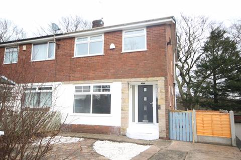 3 bedroom semi-detached house for sale - MOUNTAIN ASH, Rooley Moor, Rochdale OL12 7JF
