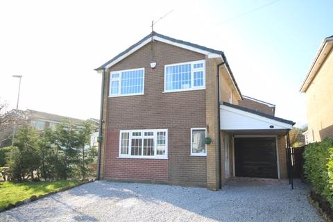 3 bedroom detached house for sale - STONEHILL DRIVE, Rooley Moor, Rochdale OL12 7JN