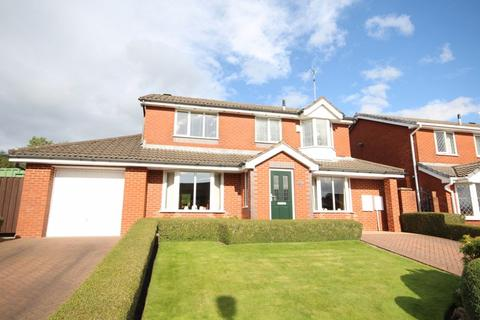 4 bedroom detached house for sale - ALBURY DRIVE, Norden, Rochdale OL12 7SX