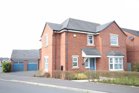 4 bedroom detached house for sale - GINNELL FARM AVENUE, Burnedge, Rochdale OL16 4GG