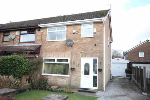 3 bedroom semi-detached house for sale - HIGHWOOD, Norden, Rochdale OL11 5XP