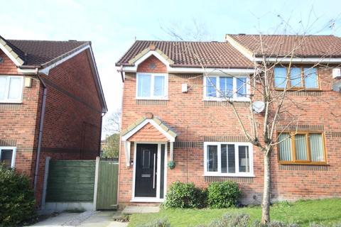 3 bedroom semi-detached house for sale - OAKSHAW DRIVE, Norden, Rochdale OL12 7PF