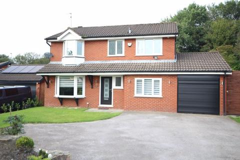 5 bedroom detached house for sale - ALBURY DRIVE, Norden, Rochdale OL12 7SX