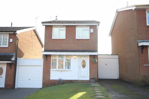 2 bedroom detached house for sale - SHADDOCK AVENUE, Norden, Rochdale OL12 7QA