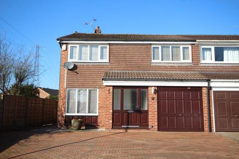 3 bedroom semi-detached house for sale - ARNSIDE DRIVE, Bamford, Rochdale OL11 5HS