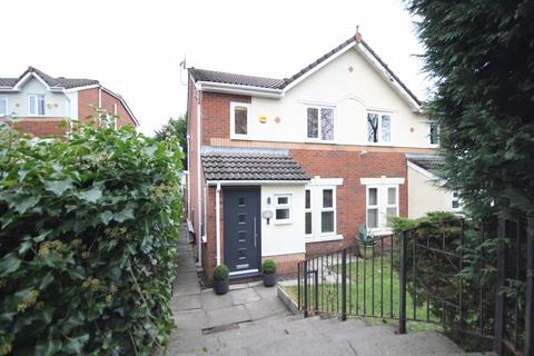 3 bedroom semi-detached house for sale - COPPINGFORD CLOSE, Norden, Rochdale OL12 7PR