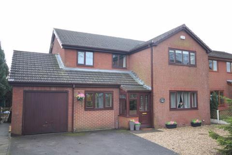 4 bedroom detached house for sale - BELVOIR MEADOWS, Old Road, Hurstead, Rochdale OL16 2SJ