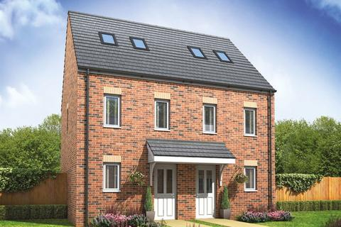 3 bedroom semi-detached house for sale - Plot 217, The Moseley at The Paddocks, Twenty One, Arcaro Road SP11