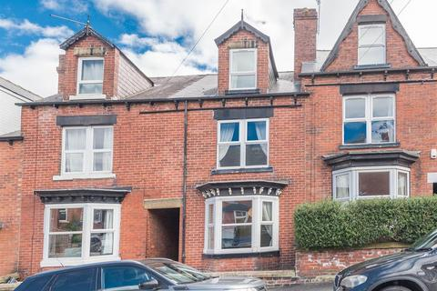 3 bedroom terraced house for sale - Pinner Road, Sheffield, S11 8UG