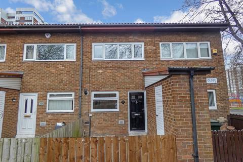 2 bedroom terraced house for sale - Molineux Close, Heaton, Newcastle upon Tyne, Tyne and Wear, NE6 1XN