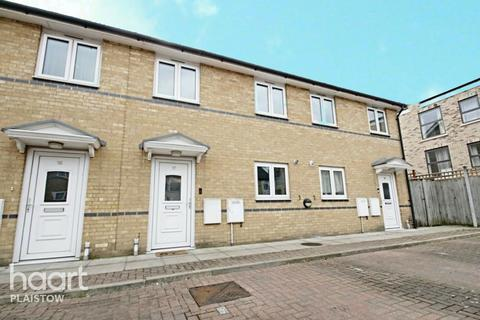 3 bedroom terraced house for sale - Lacewing Close, Plaistow London