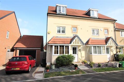 4 bedroom end of terrace house for sale - Corn Rows, Thornbury, BS35 1AN