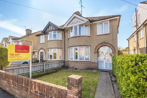 3 bedroom semi-detached house to rent - Margaret Road,  Headington,  OX3