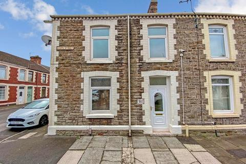 3 bedroom end of terrace house for sale - South Street, Port Talbot, Neath Port Talbot. SA13 1TB
