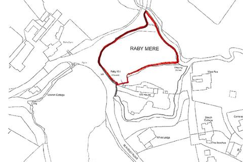 Land for sale - Raby Mill, Blakeley Road, Raby, Wirral, CH63 0LZ