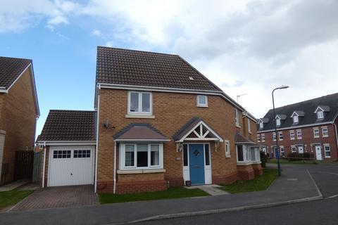 3 bedroom detached house to rent - Bicester Grove, Hebburn, Tyne and Wear, NE31 1AQ
