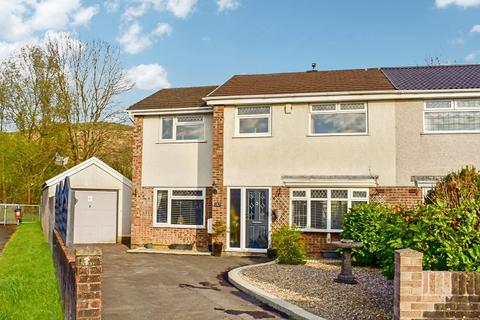 4 bedroom semi-detached house for sale - Village Gardens, Baglan, Port Talbot, Neath Port Talbot. SA12 7LW