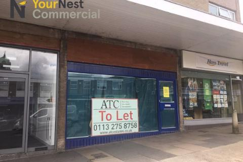 Retail property (high street) to rent - Lidget Hill, Pudsey