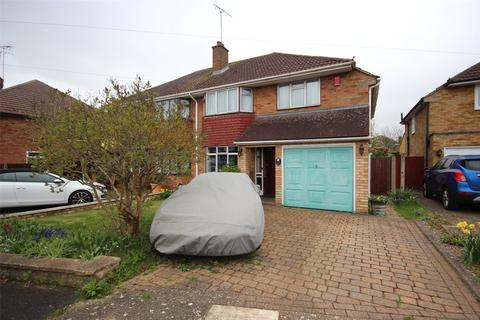 3 bedroom semi-detached house for sale - Curlew Road, Luton, Bedfordshire, LU2