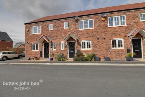 3 bedroom mews for sale - Anderton Close, Sandbach