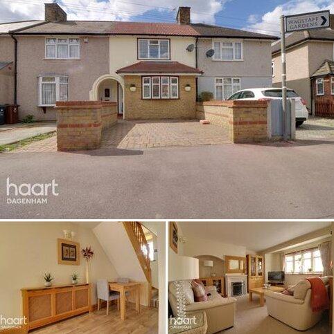 2 bedroom terraced house for sale - Ellerton Road, Dagenham